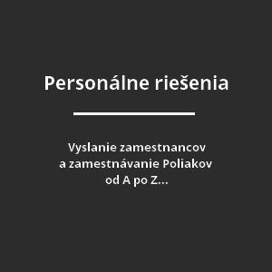 Vyslanie zamestnancov a zamestnávanie Poliakov